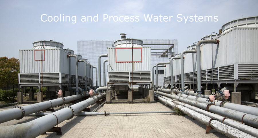 Cooling and process water systems slider